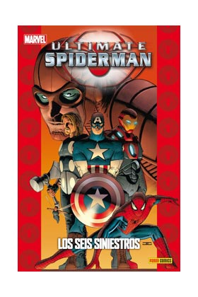 ULTIMATE SPIDERMAN 10. LOS SEIS SINIESTROS (COLECCIONABLE ULTIMATE 23)
