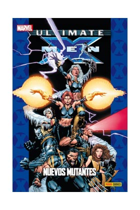 ULTIMATE X-MEN 07: NUEVOS MUTANTES  (COLECCIONABLE ULTIMATE 31)
