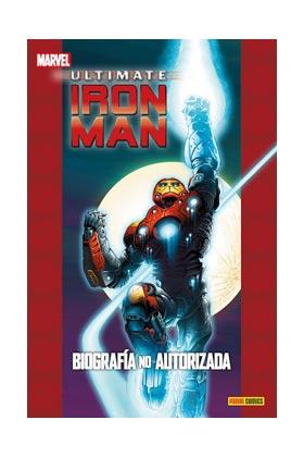 ULTIMATE IRON MAN: BIOGRAFIA NO AUTORIZADA(COLECCIONABLE ULTIMATE 35)