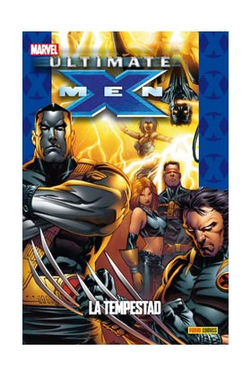 ULTIMATE X-MEN 08: LA TEMPESTAD  (COLECCIONABLE ULTIMATE 37)
