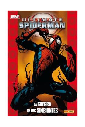 ULTIMATE SPIDERMAN 23: LA GUERRA DE LOS SIMBIONTES