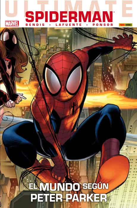 ULTIMATE SPIDERMAN 25: EL MUNDO SEGUN PETER PARKER