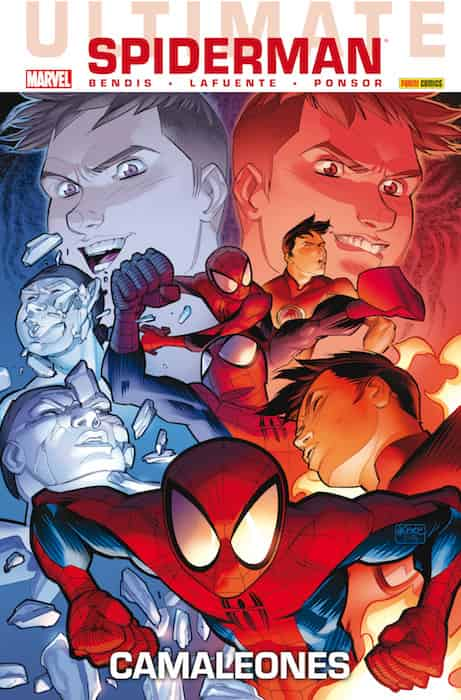 ULTIMATE SPIDERMAN 26. CAMALEONES