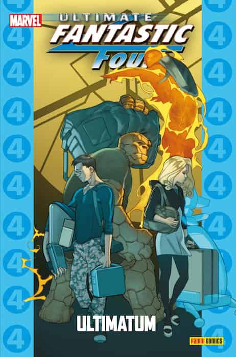 ULTIMATE FANTASTIC FOUR 10. ULTIMATUM