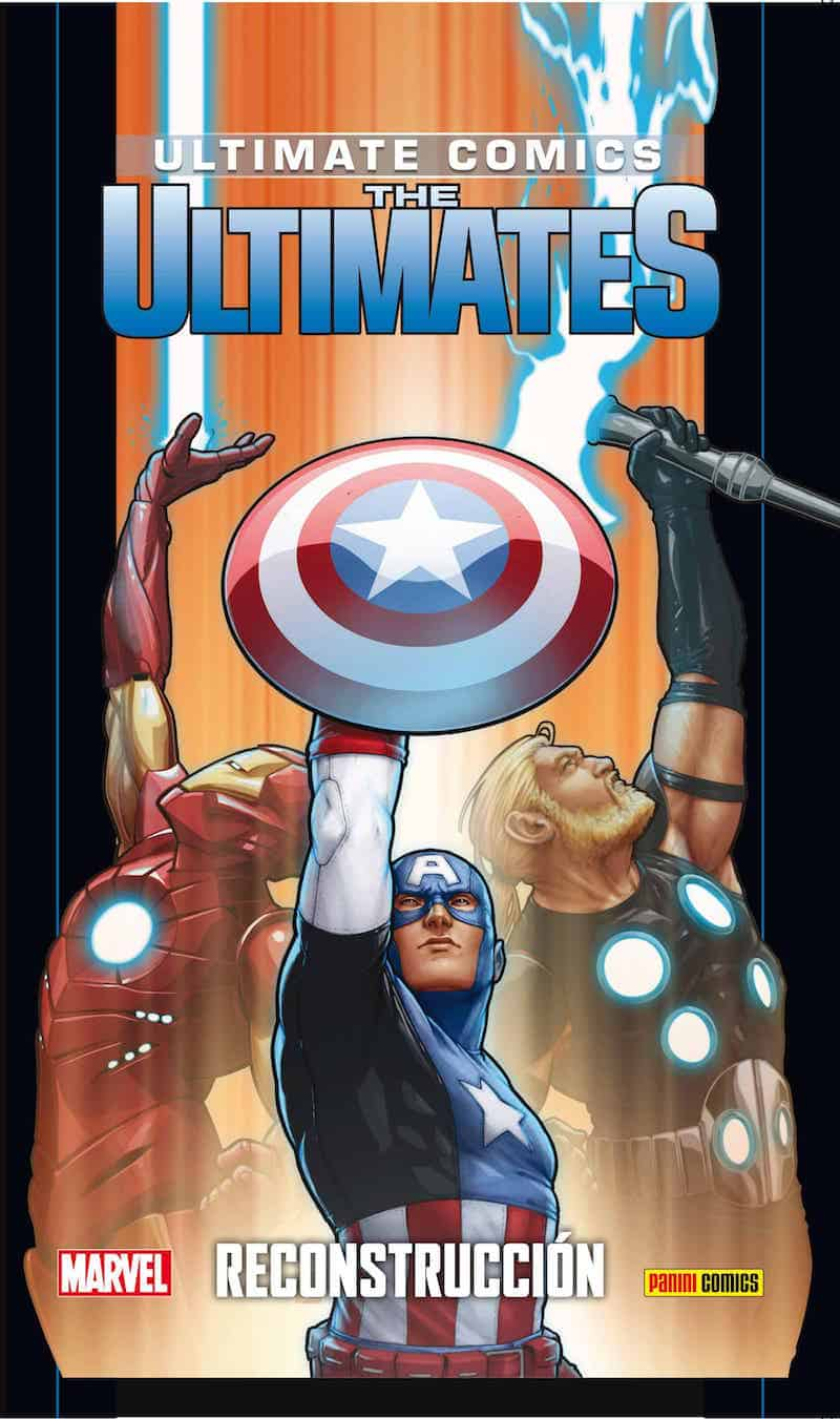 ULTIMATES 11. RECONSTRUCCION