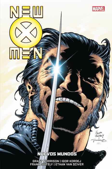 NEW X-MEN 3 DE 7: NUEVOS MUNDOS