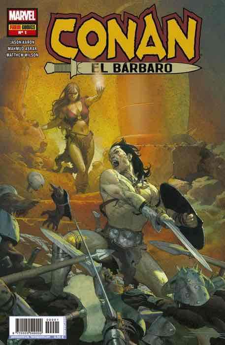 CONAN EL BARBARO 01