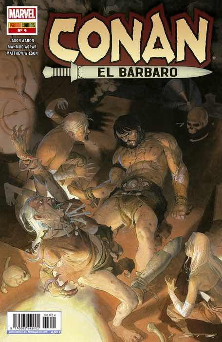 CONAN EL BARBARO 04