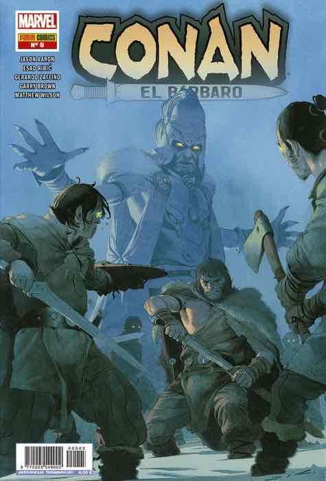 CONAN EL BARBARO 05