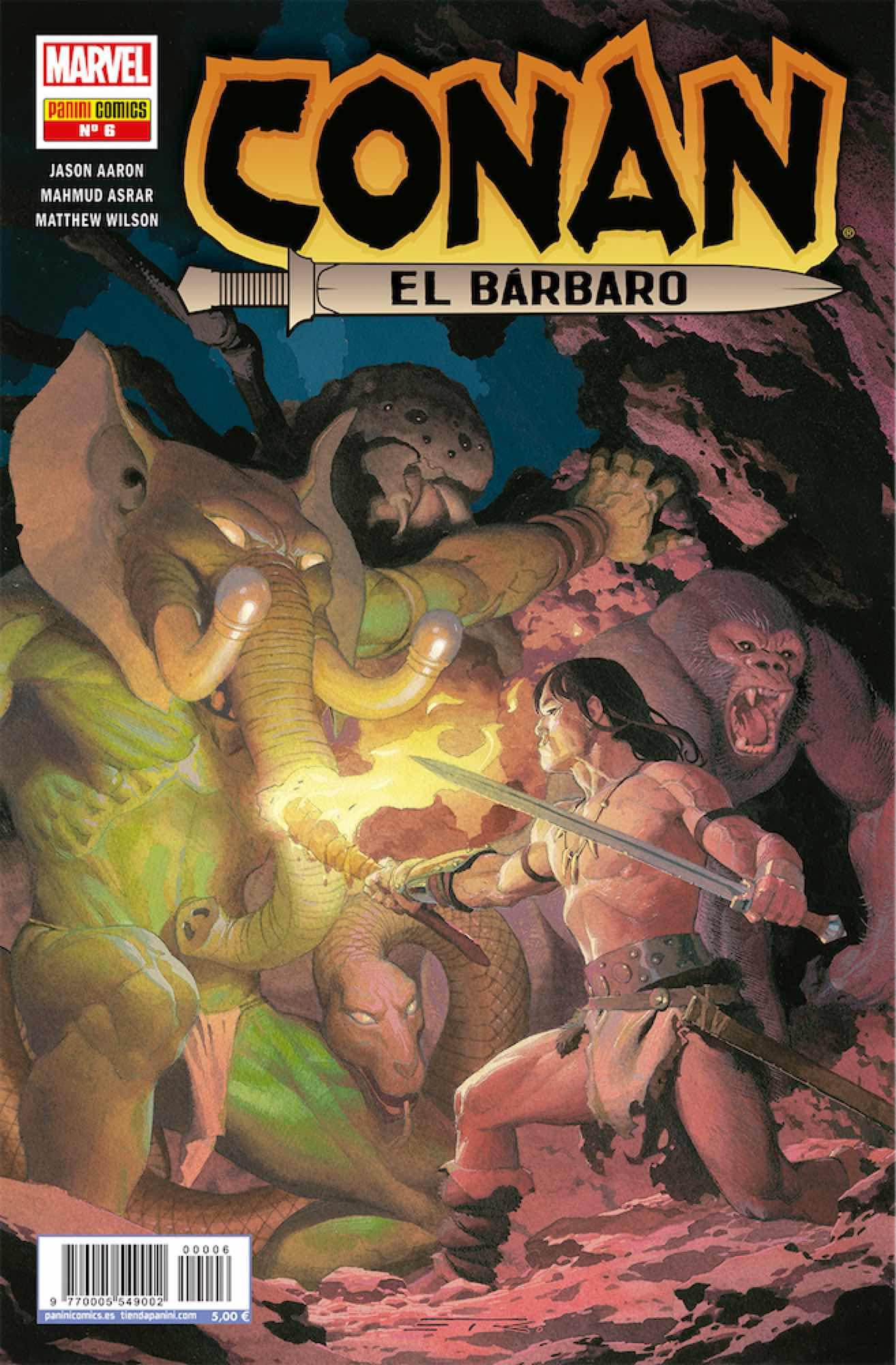 CONAN EL BARBARO 06