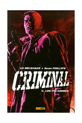 CRIMINAL 05: LOS PECADORES