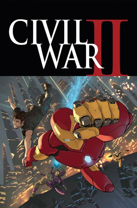 CIVIL WAR II N. 2