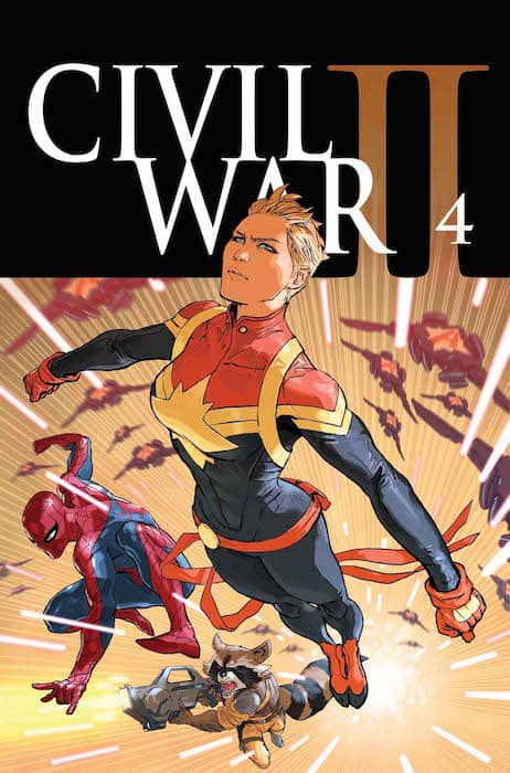 CIVIL WAR II N. 4