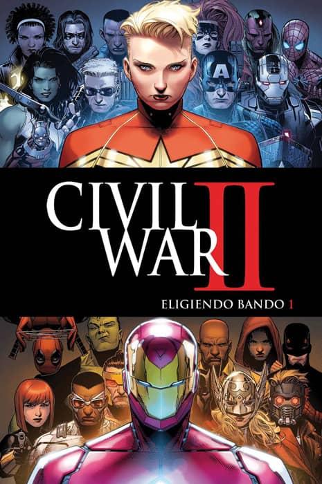 CIVIL WAR II. ELIGIENDO BANDO 01