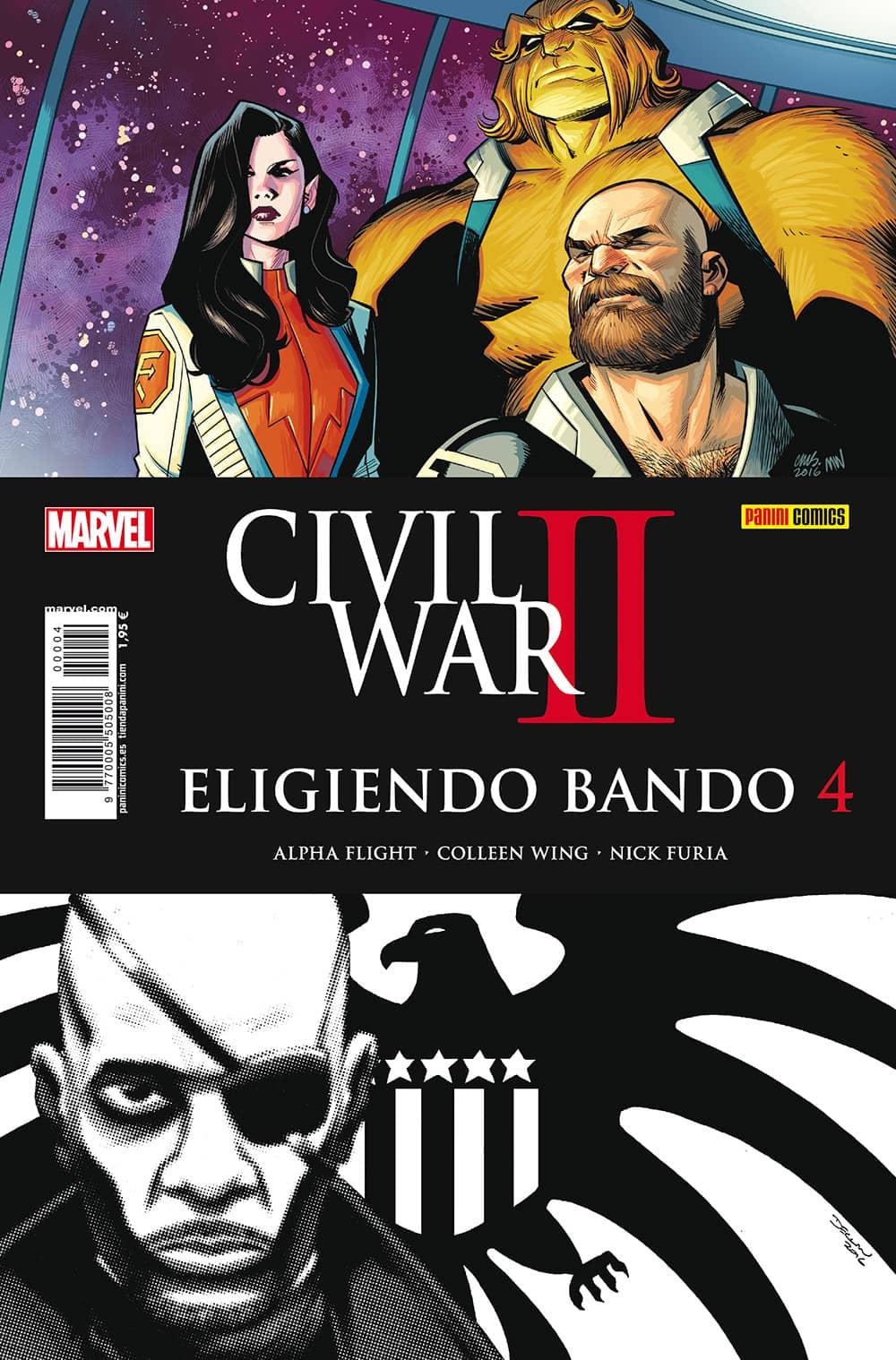 CIVIL WAR II. ELIGIENDO BANDO 04