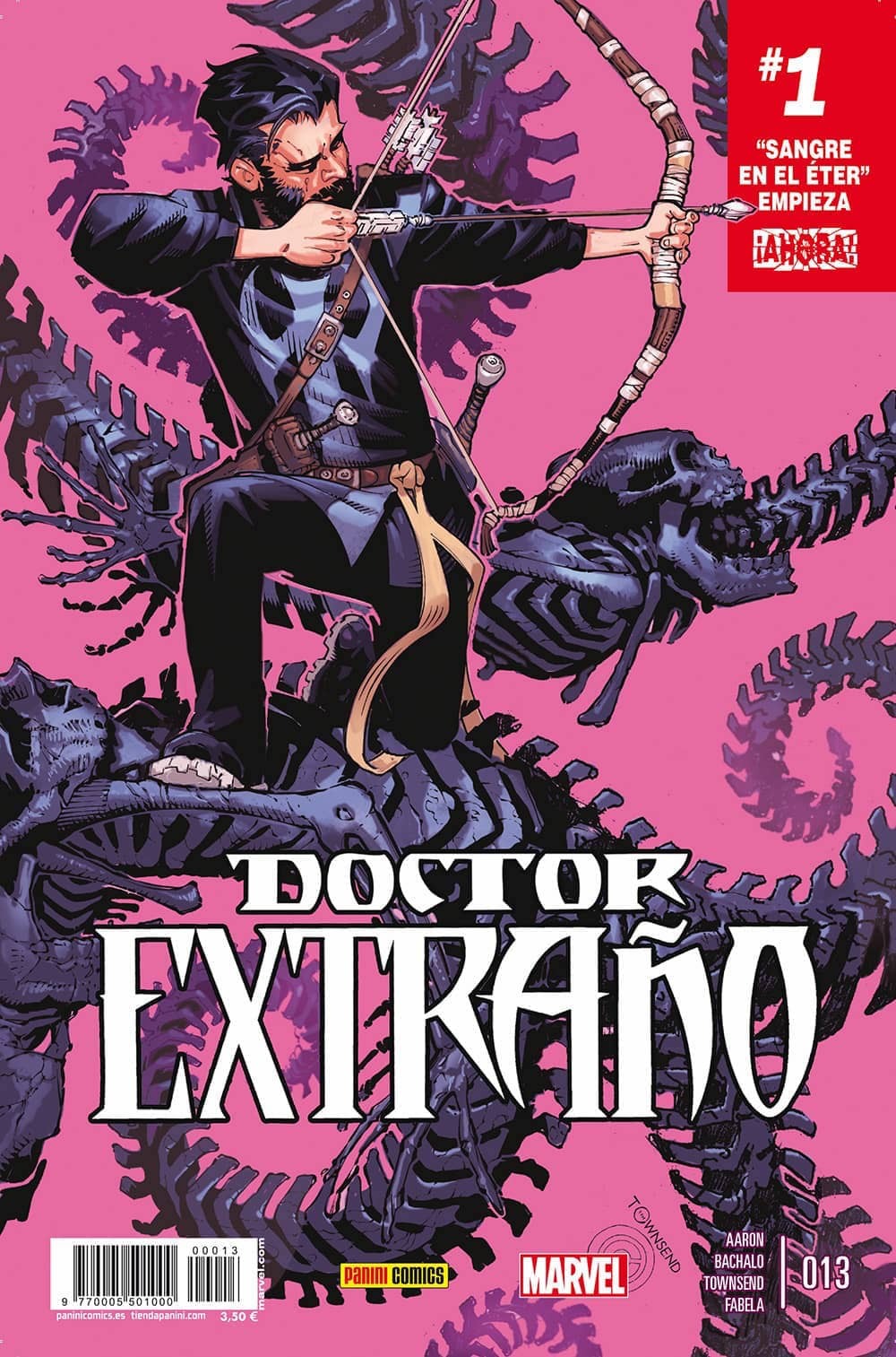 DOCTOR EXTRAÑO 13