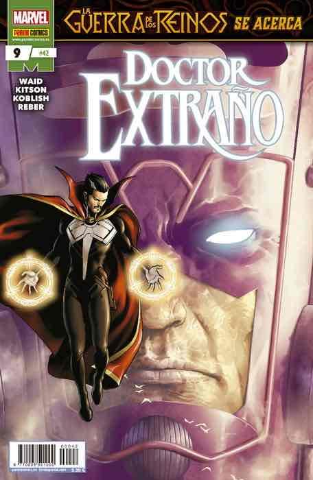 DOCTOR EXTRAÑO 42