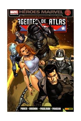 AGENTES DE ATLAS 02. EL TERROR DE LA GARRA DE JADE