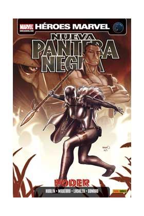 NUEVA PANTERA NEGRA 02: PODER