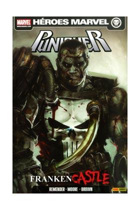 PUNISHER 03. FRANKENCASTLE