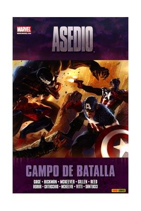ASEDIO: CAMPO DE BATALLA