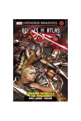 AGENTES DE ATLAS 03. CONTRA LA PATRULLA-X Y LOS VENGADORES