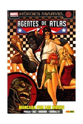 AGENTES DE ATLAS 04. MARCADA POR LOS DIOSES