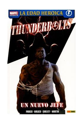 THUNDERBOLTS 03. UN NUEVO JEFE