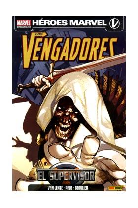 LOS VENGADORES: EL SUPERVISOR