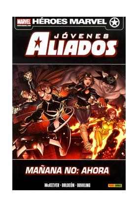 JOVENES ALIADOS. MAÑANA NO: AHORA