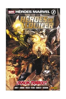 HEROES DE ALQUILER VOL. 2 01 ¿BUSCAS TRABAJO?