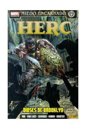 HERC 01. DIOSES DE BROOKLYN