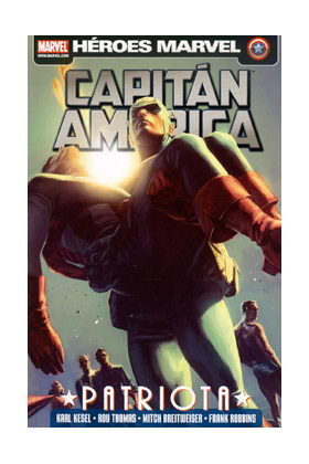 CAPITAN AMERICA: PATRIOTA