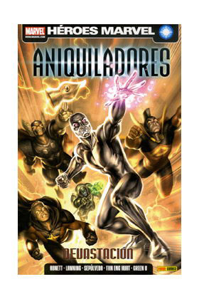 ANIQUILADORES 01. DEVASTACION