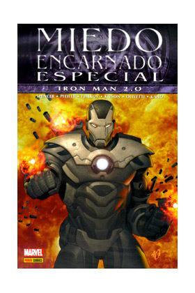 MIEDO ENCARNADO ESPECIAL: IRON MAN 2.0