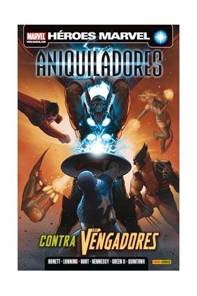 ANIQUILADORES VS LOS VENGADORES