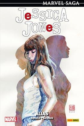 JESSICA JONES 01. ALIAS (MARVEL SAGA 01)