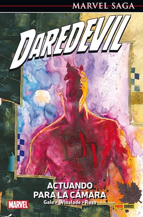 DAREDEVIL 04: ACTUANDO PARA LA CAMARA (MARVEL SAGA 09)
