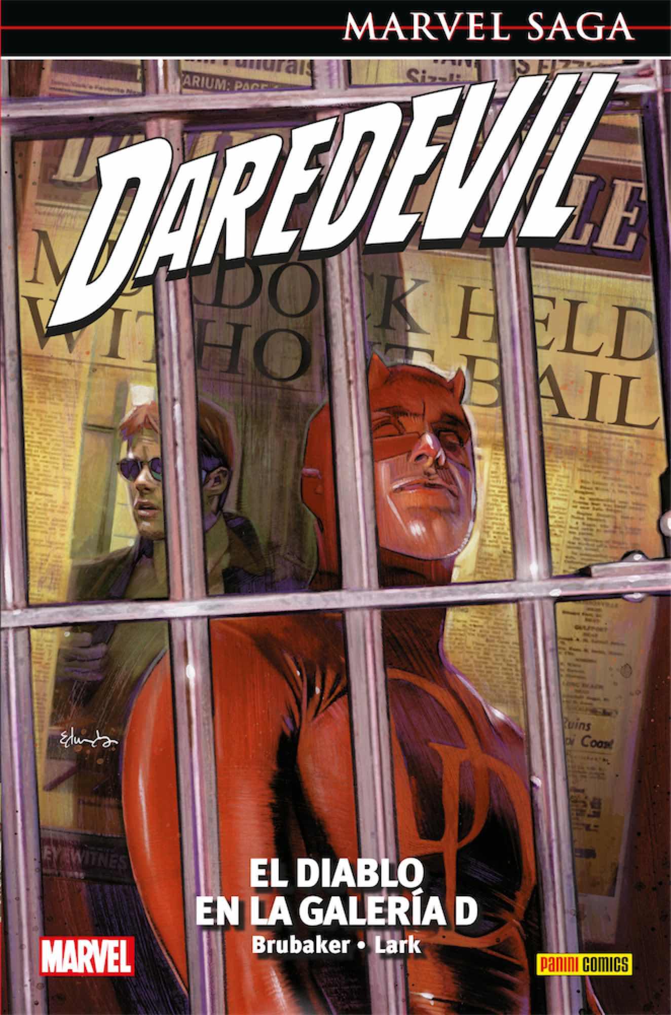 DAREDEVIL 15. EL DIABLO EN LA GALERIA D (MARVEL SAGA 52)