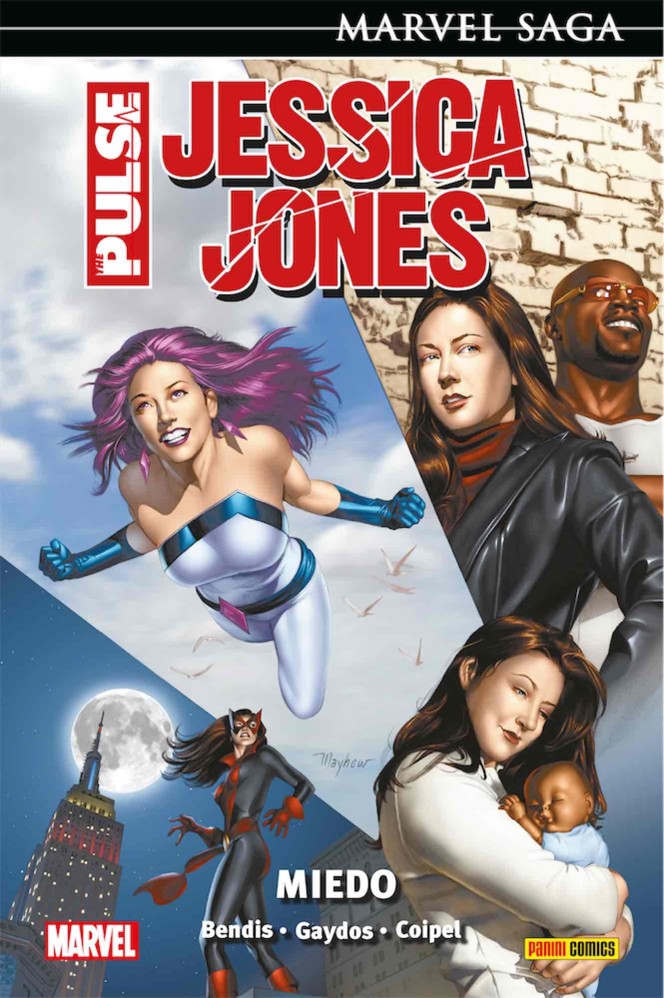 JESSICA JONES: THE PULSE 03. MIEDO (MARVEL SAGA 116)
