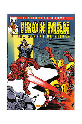 BIBLIOTECA MARVEL: IRON MAN 002