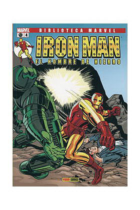 BIBLIOTECA MARVEL: IRON MAN 004