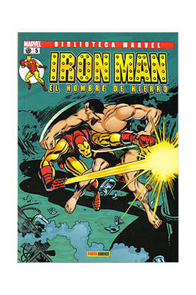 BIBLIOTECA MARVEL: IRON MAN 005