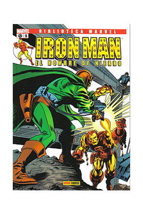 BIBLIOTECA MARVEL: IRON MAN 006