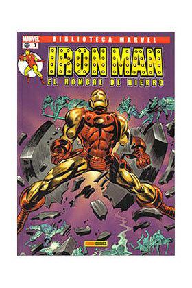 BIBLIOTECA MARVEL: IRON MAN 007
