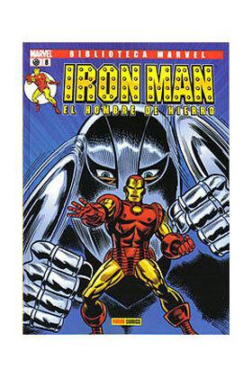 BIBLIOTECA MARVEL: IRON MAN 008