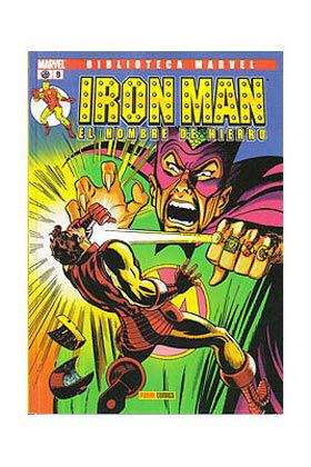 BIBLIOTECA MARVEL: IRON MAN 009