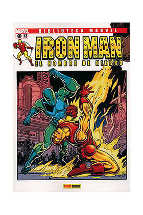 BIBLIOTECA MARVEL: IRON MAN 013