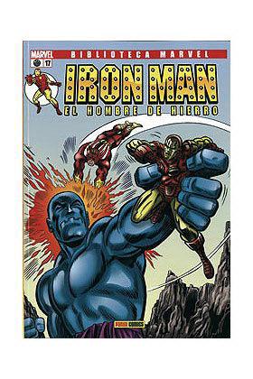 BIBLIOTECA MARVEL: IRON MAN 017