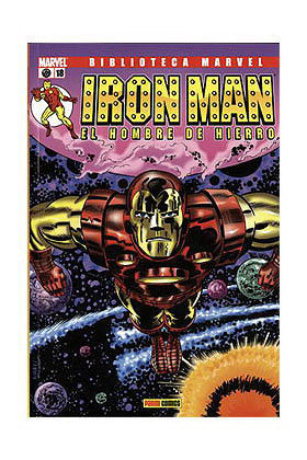 BIBLIOTECA MARVEL: IRON MAN 018